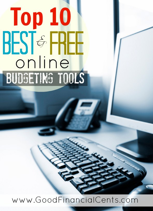 online budgeting tools