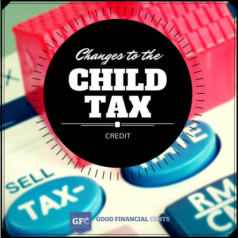 IMG - Changes to the child tax credit