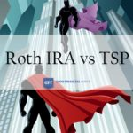 Should You Invest in Roth IRA or Thrift Savings Plan?
