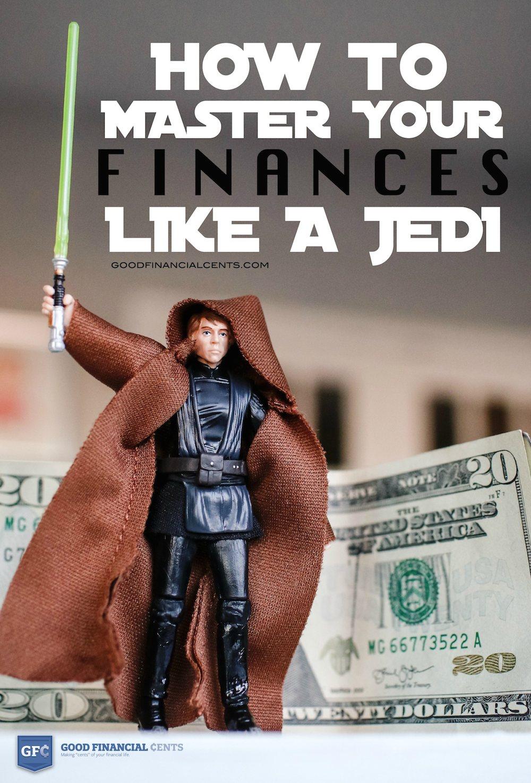 master finances like a jedi