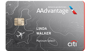citi aadvantage platinum - best travel reward airline card