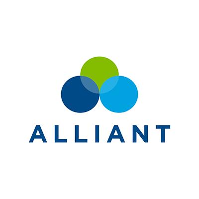 Alliant cu logo
