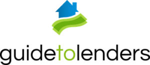 Guide to lenders mortgage logo