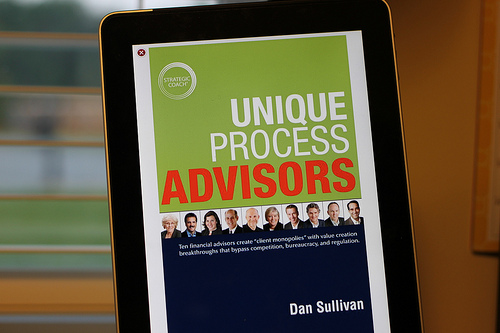 Unique Process Advisors by Dan Sullivan