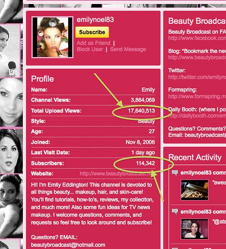 beauty broadcast youtube